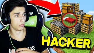 Download UN HACKER IMI SPARGE BAZA! RAGEEE! - MINECRAFT BEDWARS ROMANIA Video