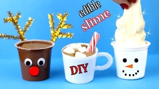 Download DIY Edible Slime! How To Make Chocolate Slime & More! Easy & Miniature! Cool DIY Crafts Tutorials! Video