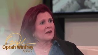 Download The Brave Moment from Carrie Fisher's Oprah Show Interview | The Oprah Winfrey Show | OWN Video