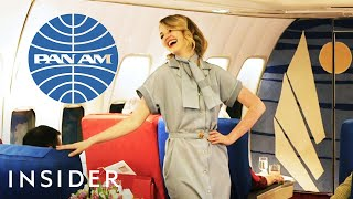Download The Pan Am Experience Takes You On A Trip Back To The '70s Video