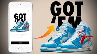 Download How To Cop Using Nike ″SNKRS APP″ Successfully! How It Works & Tips For Copping! Video