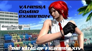 Download KOF XIV Vanessa Combo Exhibition (2.0) Video