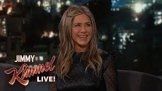 Download Jennifer Aniston on Dolly Parton & New Movie Dumplin' Video