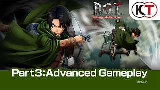 Download A.O.T. WINGS OF FREEDOM - PART 3: ADVANCED GAMEPLAY Video