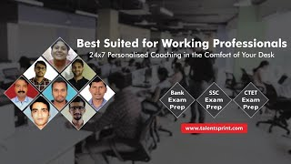 Download Bank & SSC Prep : Best Suited for Working Professionals. Video