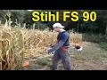 Download Stihl FS 90 Cutting Video