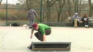 Download Early Grab Skate. Colbert vs Kurtz Video