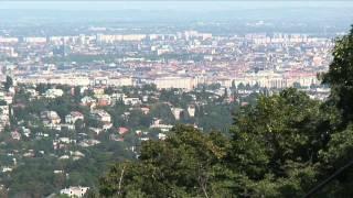 Download Onboard the Budapest Zugliget Chair-lift (Zugligeti libegő) Budapest, Hungary Video