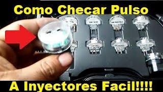 Download Como Checar Pulso A Inyectores Correctamente! Video