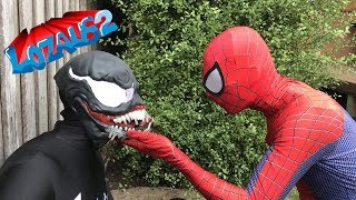 Download SPIDERMAN, IRONMAN & DEADPOOL VS VENOM Part 8 Video