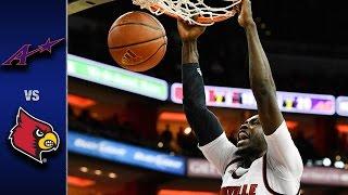 Download Louisville vs. Evansville Men's Basketball Highlights (2016-17) Video