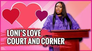 Download Adam & Tamera Visit Loni's Love Court Video