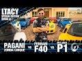 Download Pagani Zonda Cinque vs McLaren P1vs Ferrari F40: Abdul's Garage // LTACY SPECIAL EDITION DUBAI Pt. 1 Video
