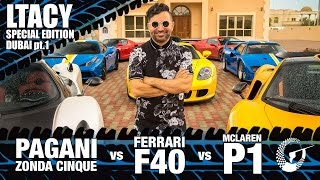 Download DRIVING THE MOST EXPENSIVE CARS IN DUBAI! Video