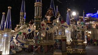 Download 4K - Mickey's Once Upon A Christmastime Parade 2017 Video