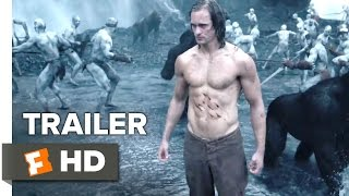 Download The Legend of Tarzan Official Trailer #1 (2016) - Alexander Skarsgård, Margot Robbie Movie HD Video