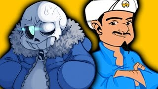 Download Akinator VS. Undertale Video
