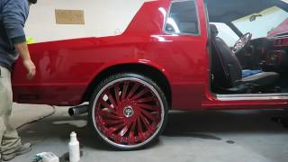 Download Fully Restored 1986 Monte Carlo SS She Got So Wet !!! Video