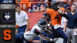 Download UConn vs. Syracuse Condensed Game | 2018 ACC Football Video
