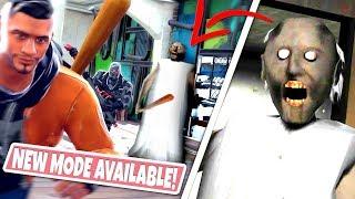 Download *NEW GAMEMODE* GRANNY HORROR Custom Gamemode in Fortnite BR! (ESCAPING GRANNY'S HOUSE!) Video