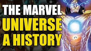 Download A History of The Marvel Universe - Part 1 - In The Beginning Video