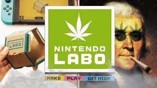 Download HIGH ON LABO - Nintendo Labo Gameplay Video
