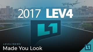 Download Level1 News May 16 2018: Made You Look Video