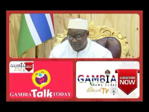 GAMBIA TODAY TALK 25TH JULY 2021
