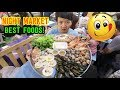 Download BEST Thai NIGHT MARKET Street Foods! - Rod Fai Train Market Tour Video