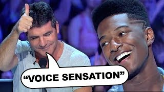 Download Willie Jones STUNS Simon Cowell In Pitch Perfect Performance! Video