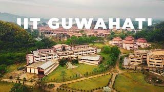 Download IIT Guwahati - Drone - Birds eye view Video