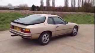 Download Porsche 924S review and walk around Video