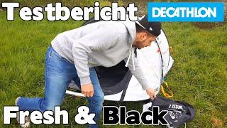 Download Test Testbericht Fresh & Black Zelt Decathlon Quechua - auf deutsch Video