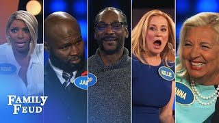 Download Top 5 Celebrity Moments for Season 2! | Celebrity Family Feud Video