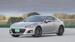 Download 2017 Subaru BRZ Performance Pack First Drive Video