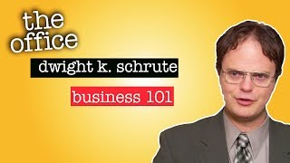 Download Dwight K. Schrute: Business 101 - The Office US Video