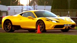 Download Ferrari vs Porsche With Chris Harris: Agility Test - Fifth Gear Video