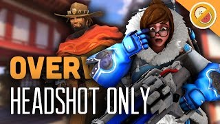 Download Overwatch 12 McCree/Mei HEADSHOTS ONLY! - Custom Game (Funny Moments) Video
