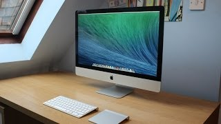 Download Unboxing iMac 27″ Late 2013 3.5 GHz Intel Core i7 NVIDIA GeForce GTX 780M Video