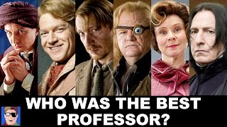 Download Who Was Harry's Best Defense Against The Dark Arts Professor? Video
