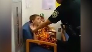 Download Mom Records Autistic Son Getting Arrested (VIDEO) Video
