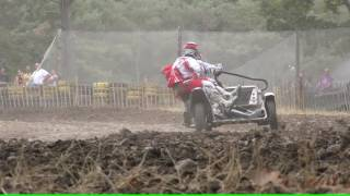 Download French championship sidecarcross Huismes 04.09.2016 Video