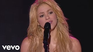 Download Shakira - Je L'aime A Mourir (Live From Paris) Video