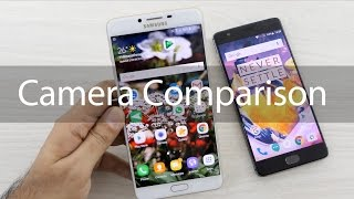 Download Samsung Galaxy C9 Pro vs OnePlus 3T Camera Comparison Video