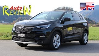 Download 2018 Opel Grandland X 1.2 T Excellence | AutoReview | Switzerland | Episode 86 [ENG] Video