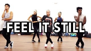 Download Feel It Still (Portugal. The Man) feat The Outlaws | Brian Friedman Choreography | Millennium OC Video