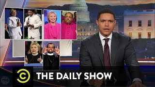 Download Hillary Clinton Lives the Black Experience: The Daily Show Video