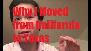 Download Why I Moved from Liberal California to Conservative Texas (Career, Family, Costs) Video