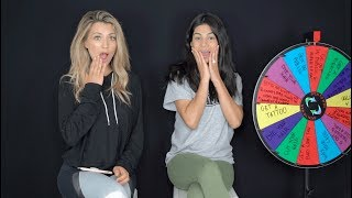 Download SAVAGE SPIN THE WHEEL CHALLENGE with the BRAMFAM! Video