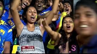 Download Highlights: 1st ODI at R Premadasa – Windies in Sri Lanka 2015 Video